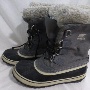SOREL snow / winter boots, women's size 9 EUC